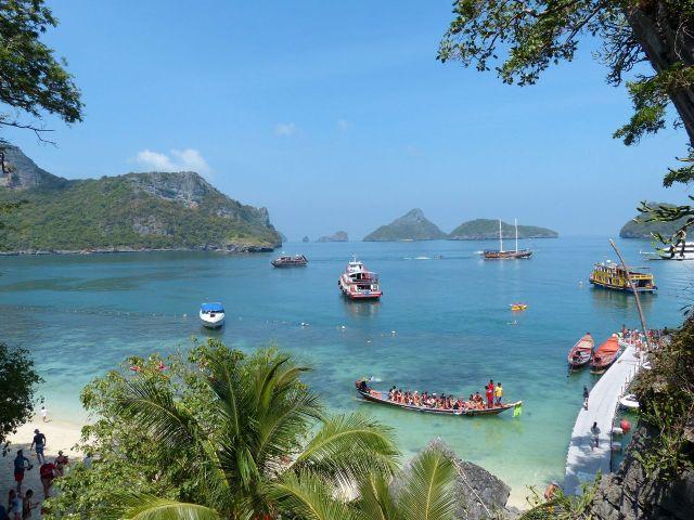 Ang Thong Marine National Park - Thailande